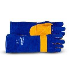 UNIMIG 680mm ROGUE Heavy Duty Welding Gloves UMWG7