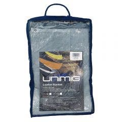 UNIMIG 2.2x2.2m Leather Welding Blanket UMWD2222