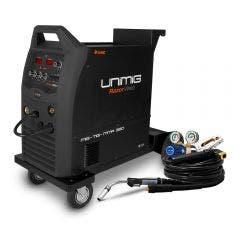UNIMIG 350A Razor Compact MIG/TIG/Stick Welder KUMJR350K-SG