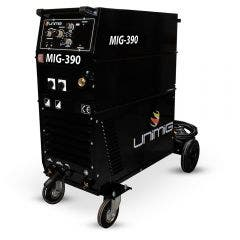 UNIMIG 390A WORKSHOP 390 SWF Dual Voltage MIG Welder KUM390S/D
