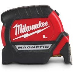 MILWAUKEE 5m x 25mm Compact Magnetic Tape Measure 48220505