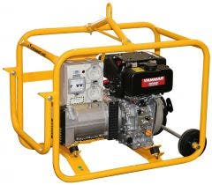 CROMMELINS 3.8kw Diesel Generator CG40YDEH