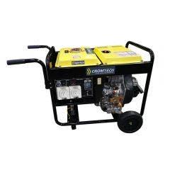 CROMTECH Generator 6.0kW Diesel AVR E-Start TG6000DVE