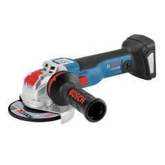BOSCH X-LOCK™ 18V Brushless 125mm Angle Grinder Skin GWX 18V-10 C 06017B0200