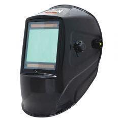 MICHIGAN Pro XL View Variable Shade Auto Darkening Welding Helmet - Black MIC1000VS3