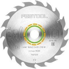 145870-FESTOOL-160-x-20mm-18T-TCT-Circular-Blade-for-Wood-Cutting-HERO-768129_main