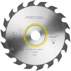 FESTOOL 225mm 18T TCT Circular Blade for Wood Cutting - PANTHER