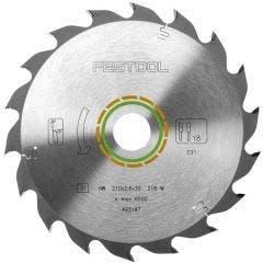 FESTOOL 240mm 22T TCT Circular Blade for Wood Cutting