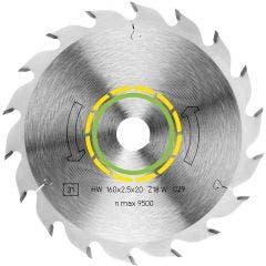 FESTOOL 350mm 24T TCT Circular Blade for Wood Cutting
