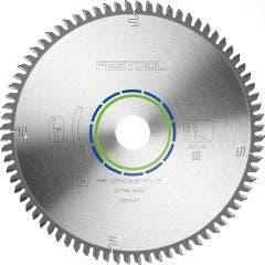 FESTOOL 230mm 76T TCT Circular Blade for Non-Ferrous Metal Cutting