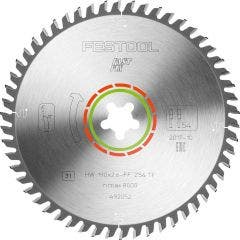 FESTOOL 190mm 54T TCT Circular Saw Blade for Laminate Flooring Cutting - FAST FIX