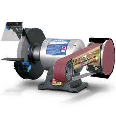 MULTITOOL 250mm Bench Grinder with PO482 Multi-Tool Attachment PO482250