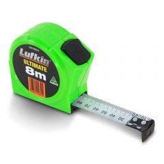 CRESCENT LUFKIN 8m x 25mm Ultimate Tape Measure UW148SI10
