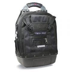VETO 250x360x460mm TECH PAC Tool Backpack - Black VETOTECHPACBLACK