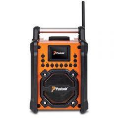 PASLODE 7.4V Digital Bluetooth Jobsite Radio Skin B50000