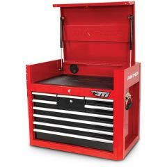 TTI 26inch 9 Drawer Deep Tool Chest - Red/Black TCH26D09