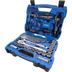 KINCROME 85 Piece 1/2inch Drive Portable Tool Kit K1859