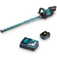 MAKITA 18V Brushless 750mm 1 x 5.0Ah Hedge Trimmer Kit DUH752RT