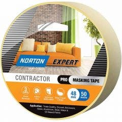 NORTON 48mm X 50m Expert 3 Day Masking Tape 69957341727