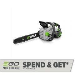 EGO 56V Brushless 450mm Chainsaw Skin CS1800E