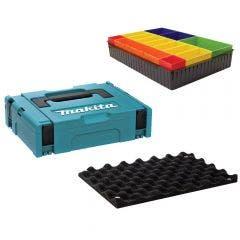 MAKITA Makpac Case 1/ Multi-Storage & Sponge MAKPAC106