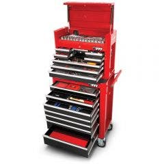 TTI 340 Piece 26inch 15 Drawer Chest & Trolley Tool Kit TTK26152