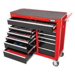 TTI 324 Piece 41inch 11 Drawer Tool Trolley Kit TTK41111
