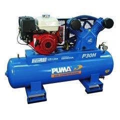 PUMA 9.0HP 690L/min Electric Start Honda Petrol Compressor PUP30HES