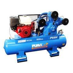PUMA 13.0HP 1015L/min Electric Start Honda Petrol Compressor PUP55HES