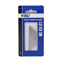 WoLF 10 Pack Utility Knife Blades WUK010