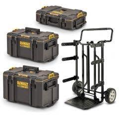 DEWALT 4-in-1 TOUGHSYSTEM 2.0 Tool Case Kit DWST83401-1