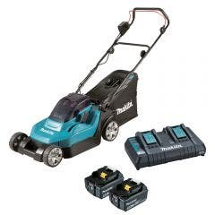 MAKITA 36V 2 x 5.0Ah 380mm Lawn Mower DLM382PT2