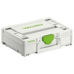 FESTOOL Systainer3 SYS 1 Medium 112mm x 396mm Storage Box 204840