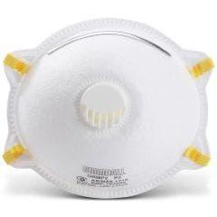 GUARDALL Disposable Respirator P2 w. Valve - 3 Pack GRMP2BL3
