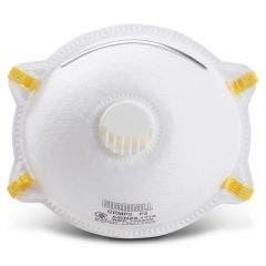 GUARDALL Disposable Respirator P2 w. Valve - 10 Pack GRMP2B10
