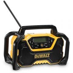 DEWALT 12/18V Compact Bluetooth Jobsite Radio Skin DCR029-XE