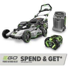 EGO POWER+ 56V Brushless 1 x 7.5Ah 520mm Self-Propelled Mower Kit LM2135E-SP