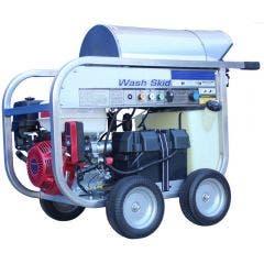 AUSSIE PUMPS 4000PSI 13.0L/M Mobile Steam Cleaner Pressure Washer HSM40004HH