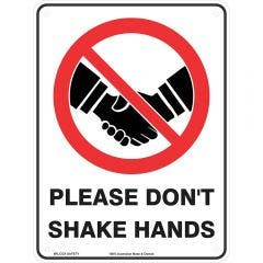 150329-wilcox-300-x-225mm-please-dont-shake-hands-sign-poly-p565acp-HERO_main