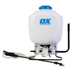 OX Pro 15L Manual Backpack Sprayer OX-P044715 OX-P044715