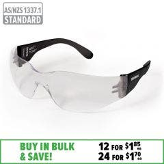 GUARDALL UV Protection Clear Safety Spectacle GSGCL01S2