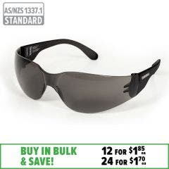 GUARDALL UV Protection Smoke Safety Spectacle GSGSM02S2