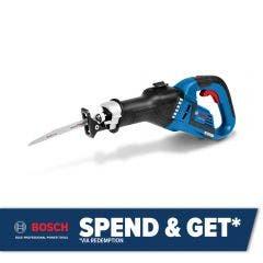 BOSCH 18V Blue Brushless Reciprocating Saw Skin GSA 18V-32 0615990M02