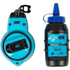 OX Trade Chalk Reel/Chalk Bundle OX-T020831COMBO