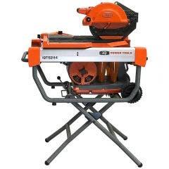 IQ POWER TOOLS 254MM iQTS244 Dry Cut Tile Saw 6905