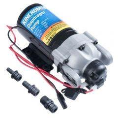 KINCROME 8.3LPM 12V Diaphragm Pump - Quick Connect K16103