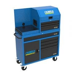CIGWELD Arc Locker Heavy Duty Tool Chest W4019000