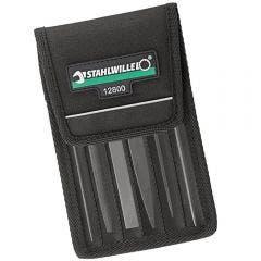 STAHLWILLE 6pcs Warding File Set