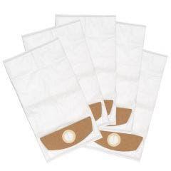 DETROIT Fleece Vacuum Cleaner Bags - 5 Pack DETVACFB