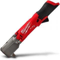 "MILWAUKEE 12V FUEL™ 3/8"" Right Angle Impact Wrench w. Friction Ring Skin M12FRAIWF380"